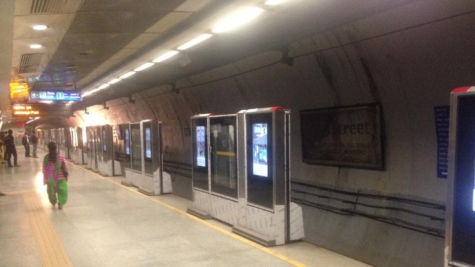 Project To Install Screen Doors At Metro Platforms Delayed