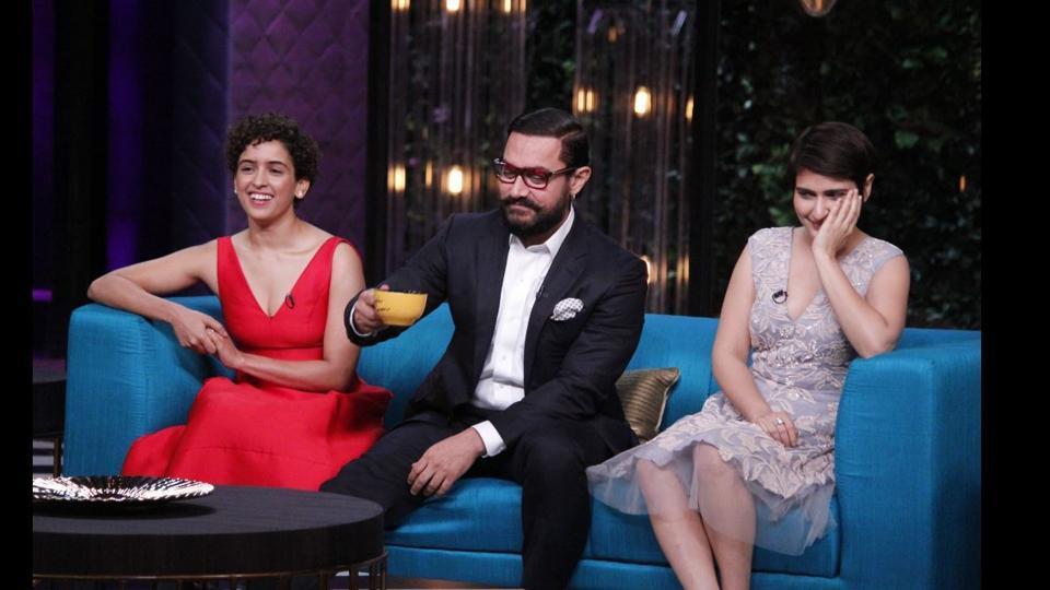 Aamir Khan,Koffee with Karan,Dangal