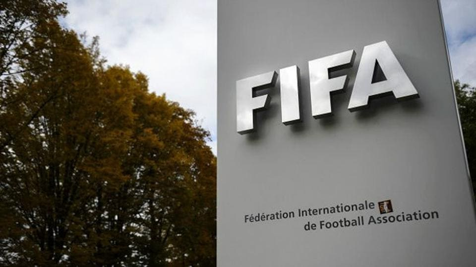 FIFA banned two Honduras officials for life for taking bribes.