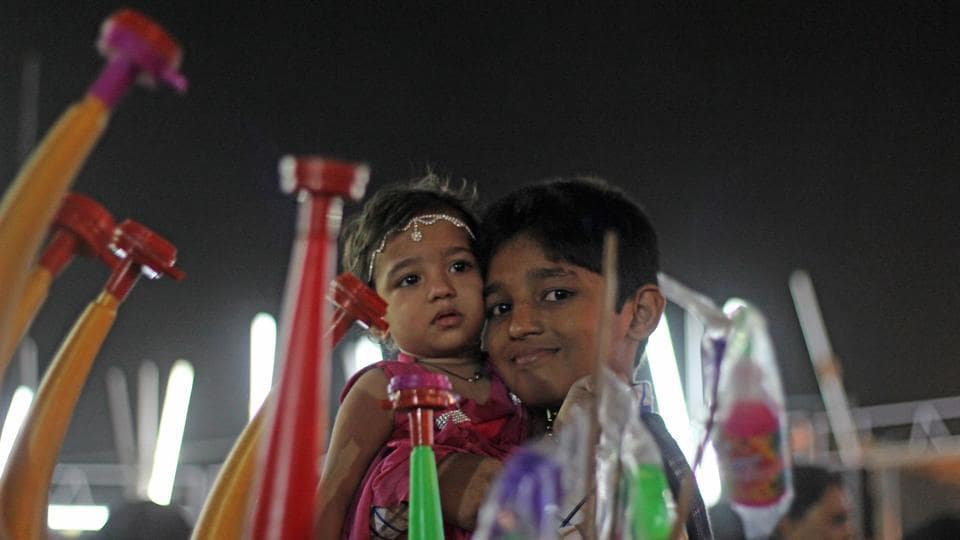 The fair is, in a sense, a part of the city's heritage, with mention of it as far back as the 1910 Bombay Gazetteer.  (satyabrata tripathi/ht photo)