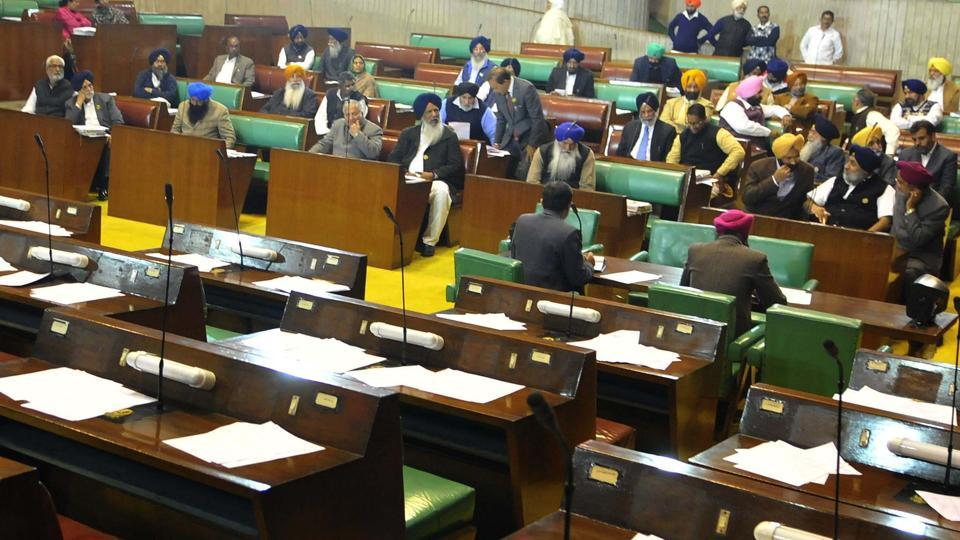 Punjab assembly,Sukhbir Badal,Parkash Singh Badal