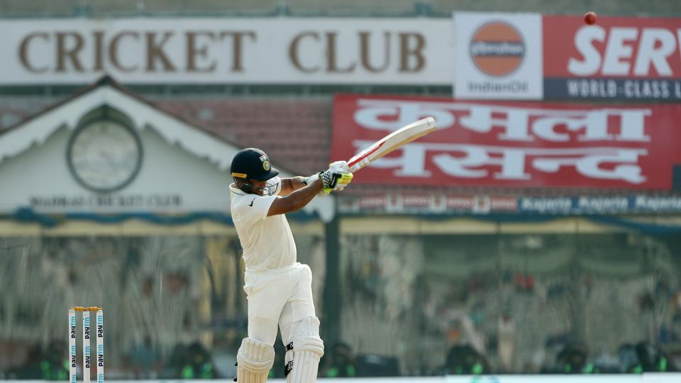 Karun Nair's record breaking score allowed India to register 759/7 declared, their highest score in Tests. (BCCI)