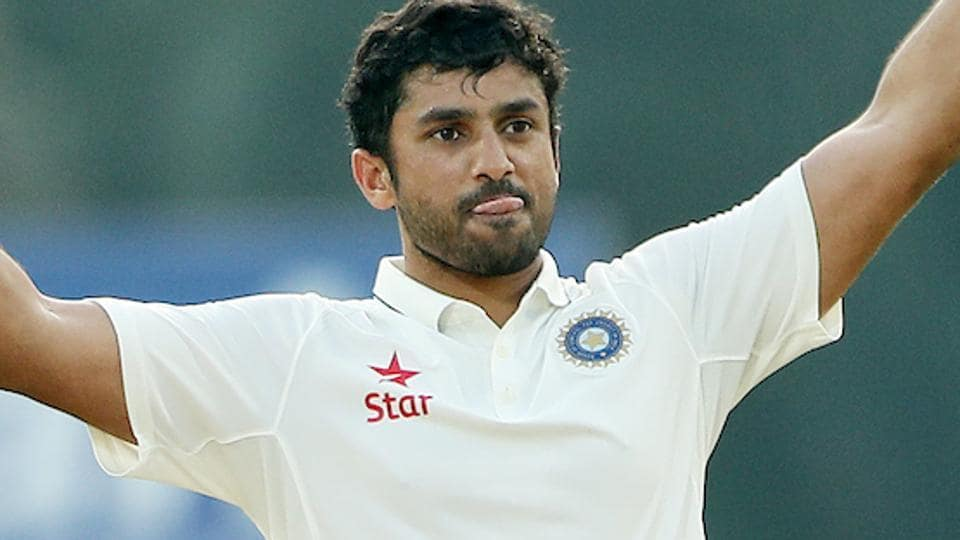 Karun Nair became the second Indian player after Virender Sehwag to score a triple century in Tests.