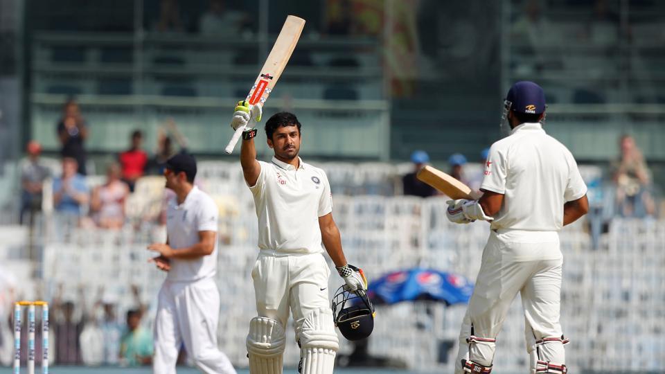 India vs England,Karun Nair,India national cricket team