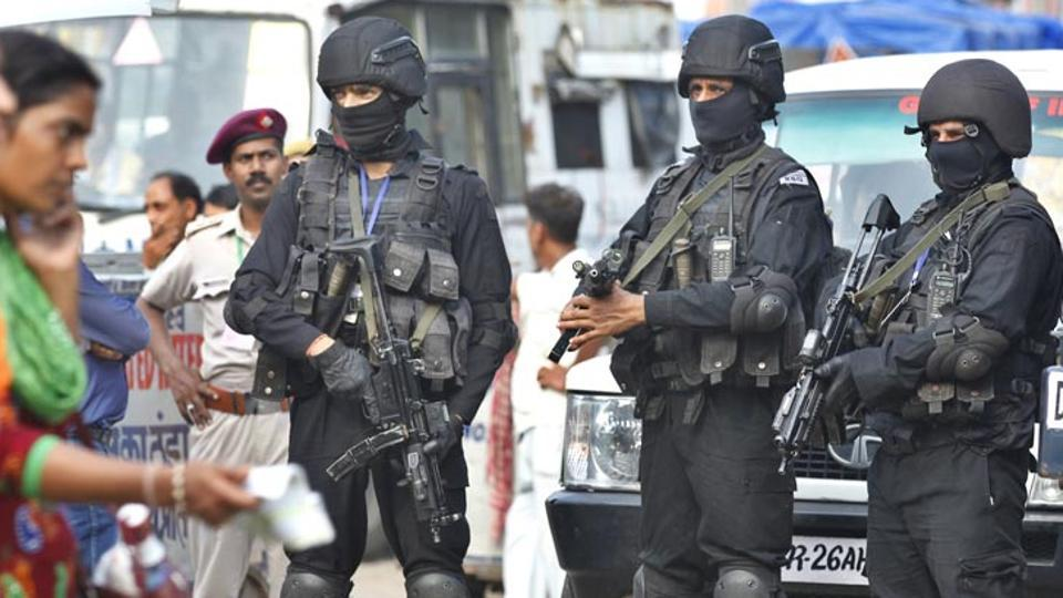 NSG Commandos may be seen during the Republic Day parade at the Rajpath on Jan 26.