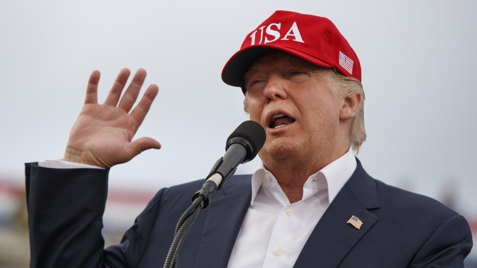 US Electoral College,Popular votes,Donald Trump