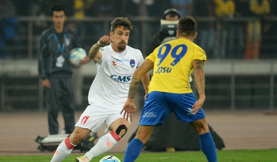 Marcelinho,Florent Malouda,Indian Super League