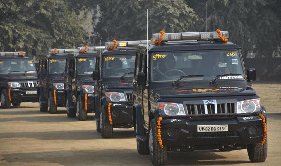 Although the official launch of the project in Ghaziabad is on January 7, the vehicles were flagged off on Monday, ahead of the expected announcement of the election code of conduct for assembly polls.