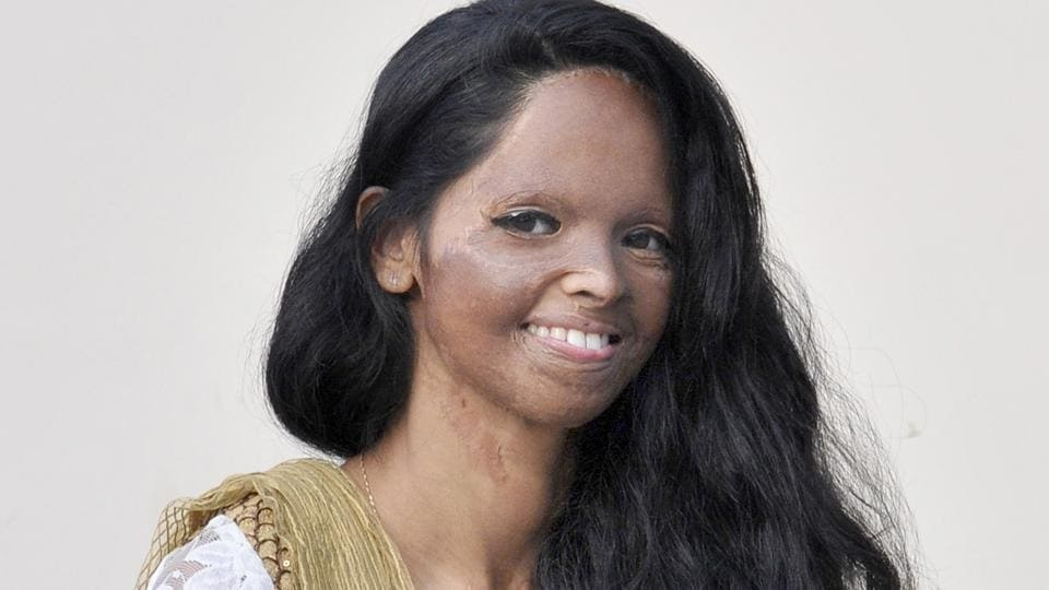 Laxmi is actively campaigning with an NGO 'Stop Acid Attacks'.