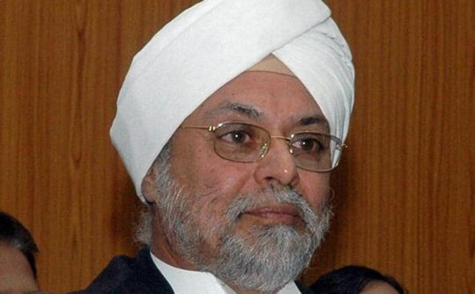Justice JS Khehar appointed as next CJI