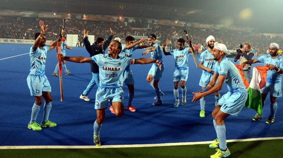Having finished a lowly 13th in the last edition of the tournament in New Delhi, the hosts rewrote history. (PTI)