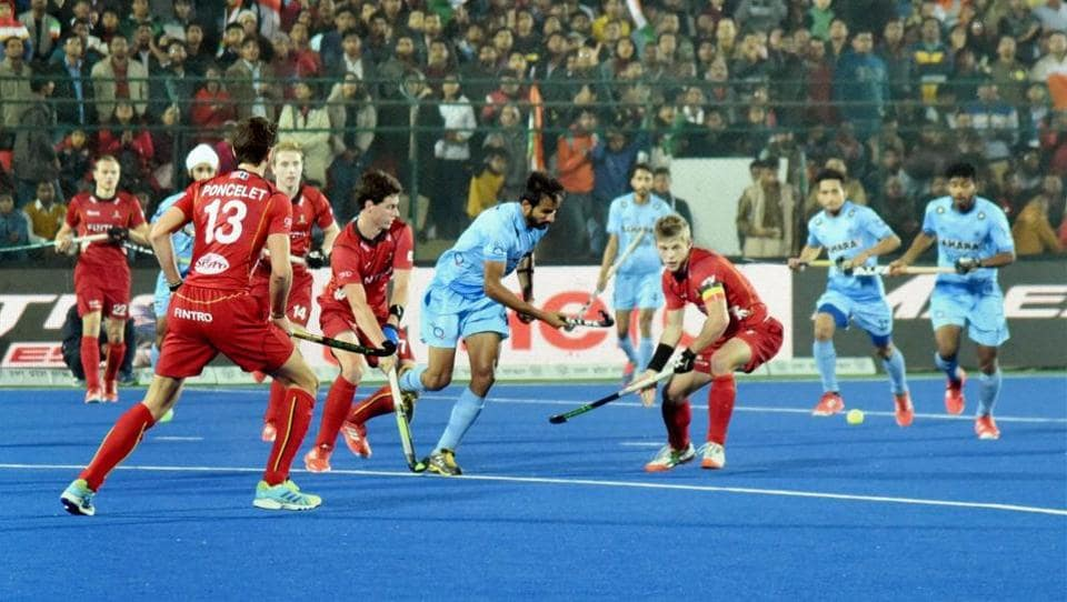 It didn't take India too long to surge ahead as they drew the first blood in the eighth minute through Gurjant's fantastic field strike. Simranjeet doubled the lead in the 22nd minute. Belgium scored a consolation goal in the 70th minute. (PTI)