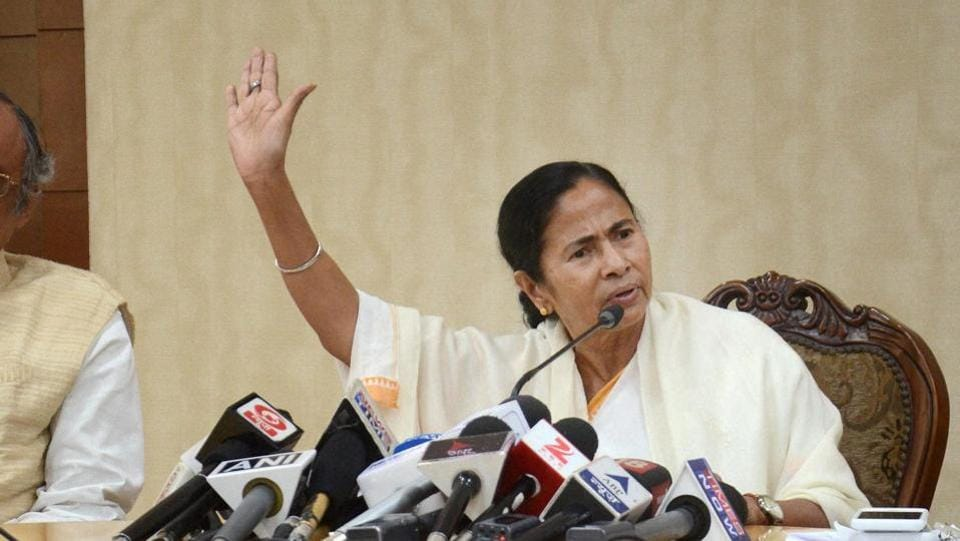 West Bengal chief minister Mamata Banerjee accused the Prime Minister of not understanding the real situation in the country and for blatantly promoting some private companies.