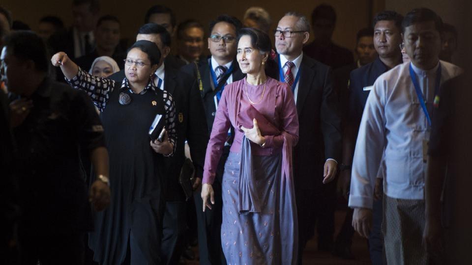 ASEAN,Rohingya Muslims,Myanmar crisis
