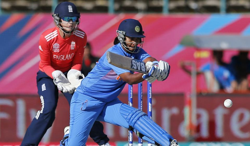 India was placed in Group A of the women's World Cup qualfiers alongside Sri Lanka.