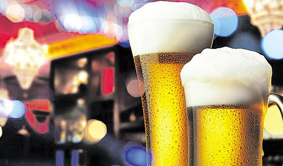 Beer faces maximum brunt as sales dipped by 11% compared to November last year.