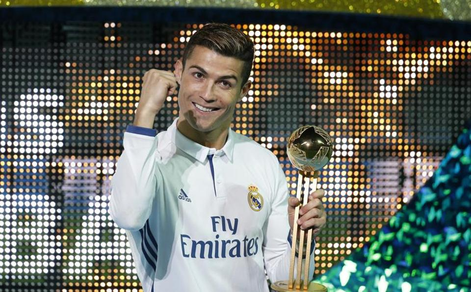 "Cristiano Ronaldo said he had answered his critics in style as he rounded off a ""spectacular"" year with a hat-trick to win the Club World Cup for Real Madrid."
