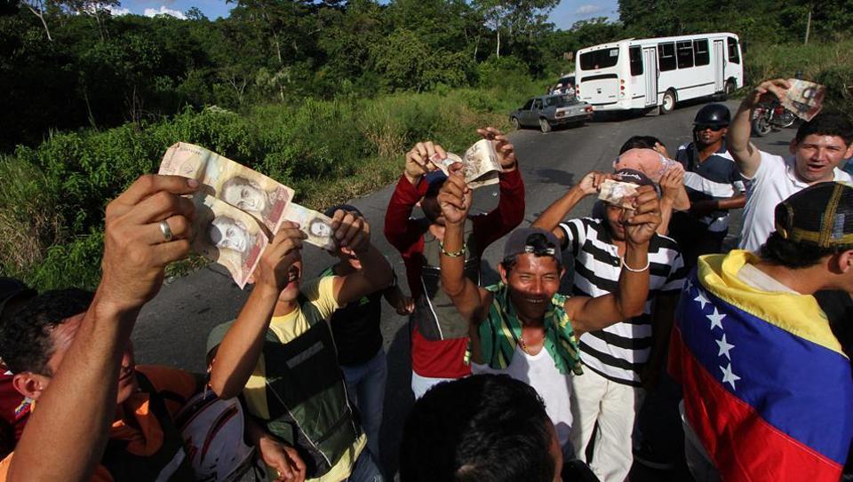 Venezuela,Venezuela demonetisation,Maduro