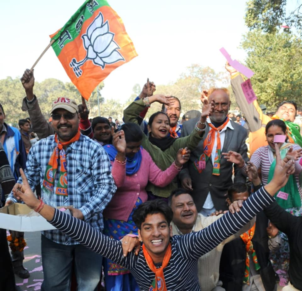 Chandigarh MC polls results,26 wards,HS Lucky