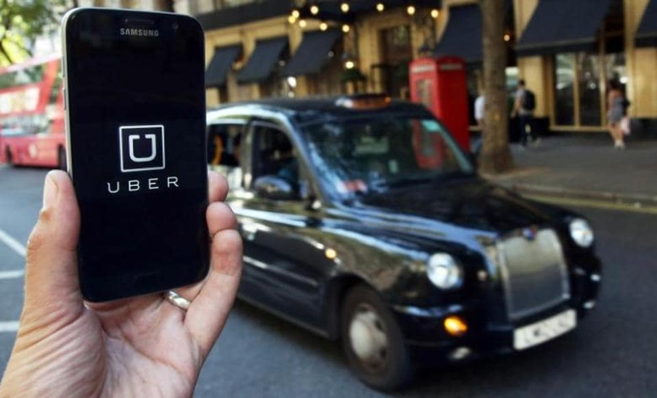 Privately held ride-hailing company Uber Technologies Inc lost more than $800 million in the third quarter, Bloomberg reported on Monday.