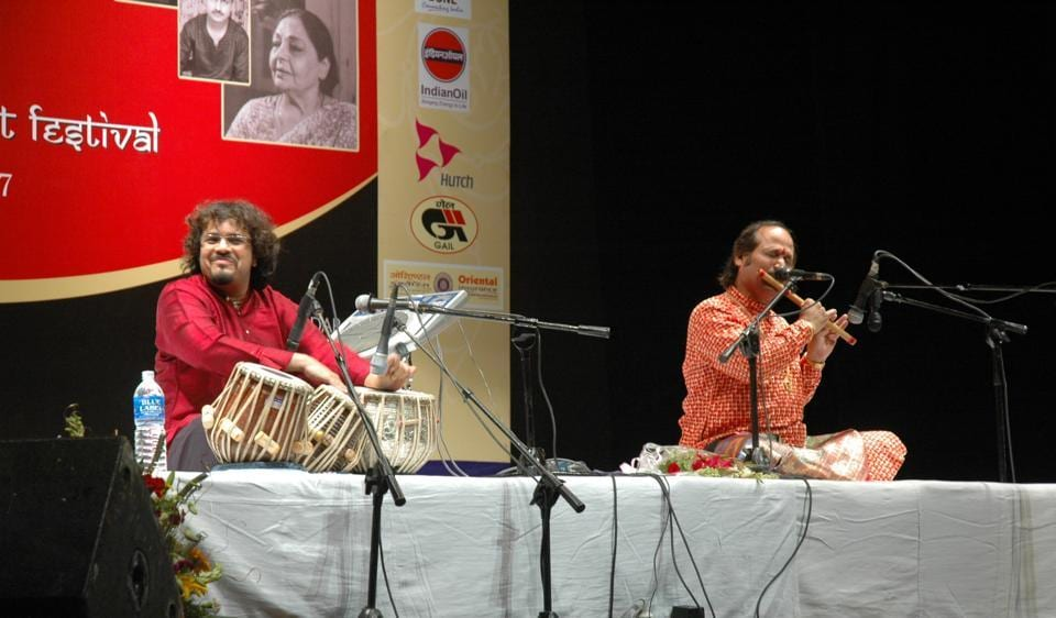 A still from the previous year's edition of the Annual Sangeet Mahotsav