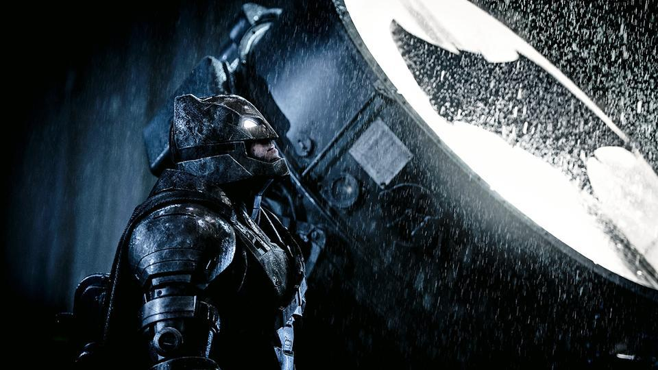 Both Batman v Superman and Suicide Squad, which feature the two cinematic appearances of Affleck's Batman, were panned by critics.