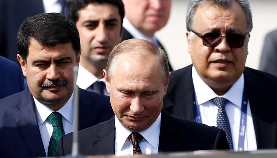 Russian Federation sends team to Turkey to investigate ambassador Andrey Karlov's murder