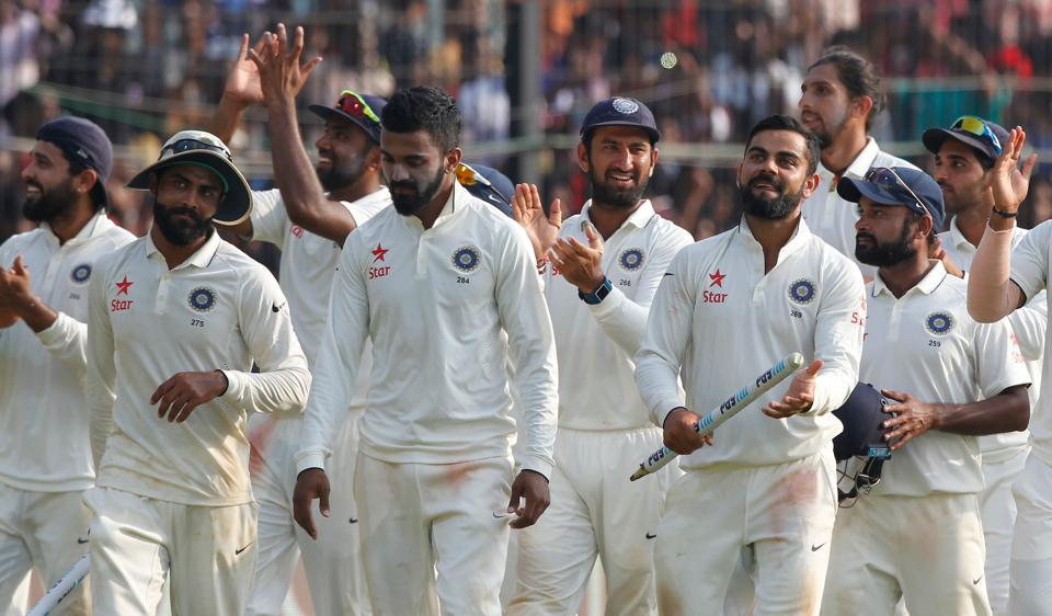 India eye their first Test series win in England after 11 years. (photo - getty)