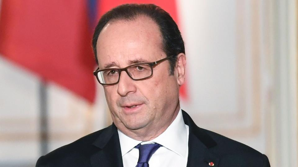 """French president Francois Hollande has said French authorities had already ordered that security be beefed up over the holidays """"at all locations as far as possible, in particular Christmas markets and other gatherings."""""""