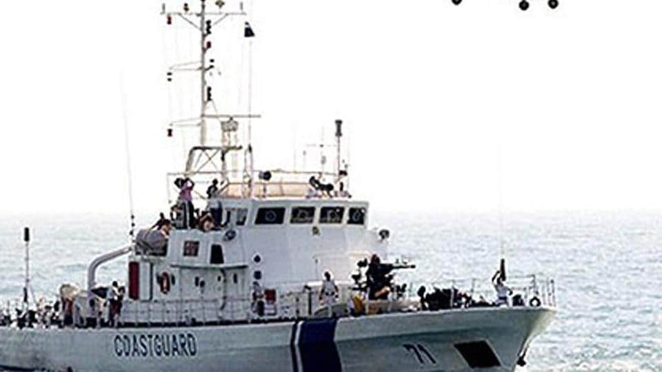 According to sources, the coast guard apprehended the boats when they were over 10 nautical miles away from Indian shore.