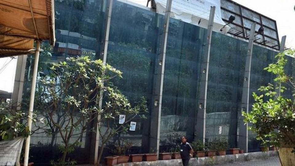 A view of the Kingfisher House which was up for e-auction by SBICAPS Trustee to recover the debt on the loan defaulter Vijay Mallya.