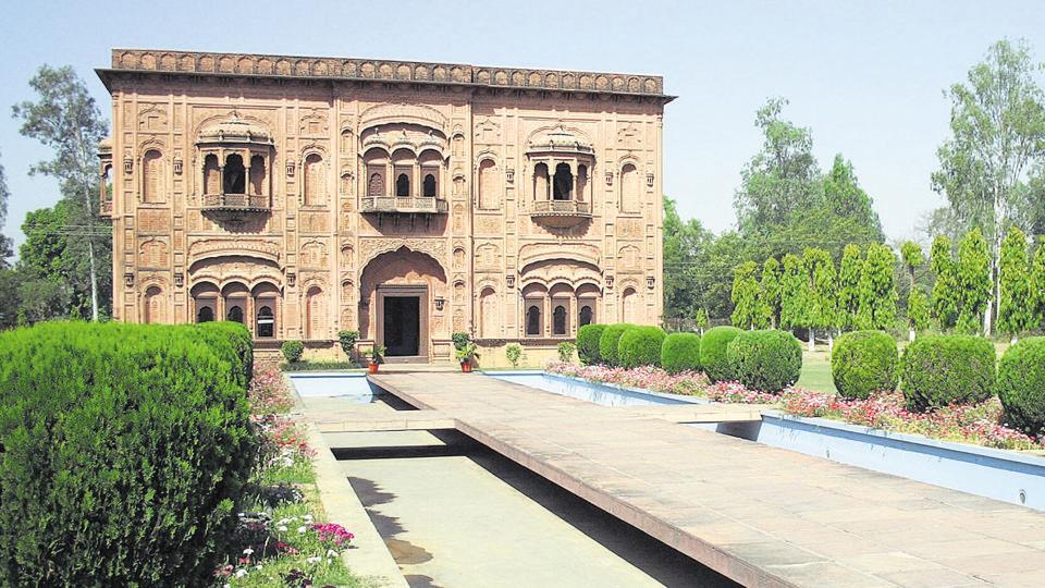 Punjab rural life museum at Punjab Agricultural University in Ludhiana on Monday.