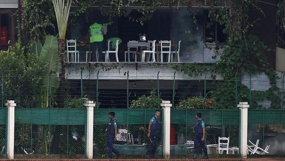 The July 1 attack in Dhaka's diplomatic quarter was claimed by the Islamic State and was the worst militant attack in Bangladesh, which has been hit by a spate of killings of liberals and members of religious minorities in the past year.
