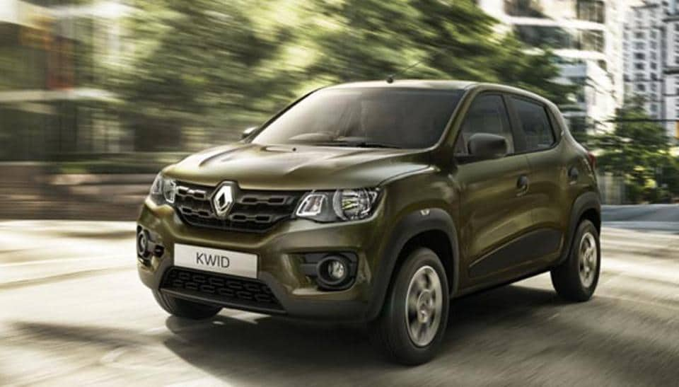Renault launched Kwid in India with 98% localisation in 2015.