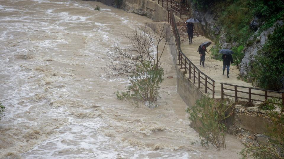 Fiji,Flood in Fiji,Landslide in Fiji
