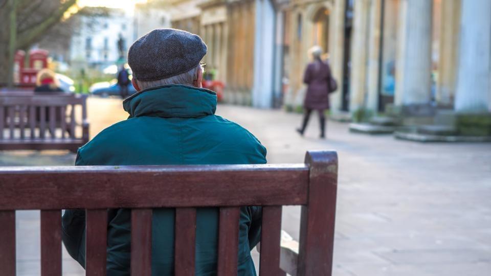 Loneliness,Elderly,Grandparents