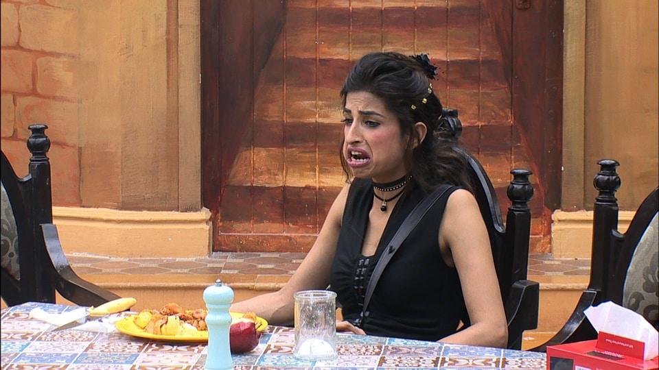 Priyanka Jagga turns her fighter mode on again.
