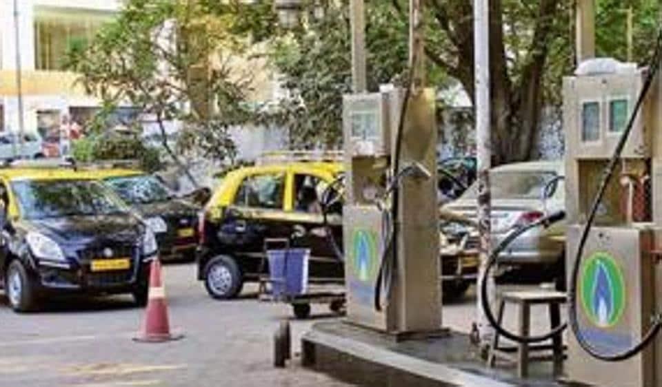CNG,Mahanagar Gas Limited,taxi union