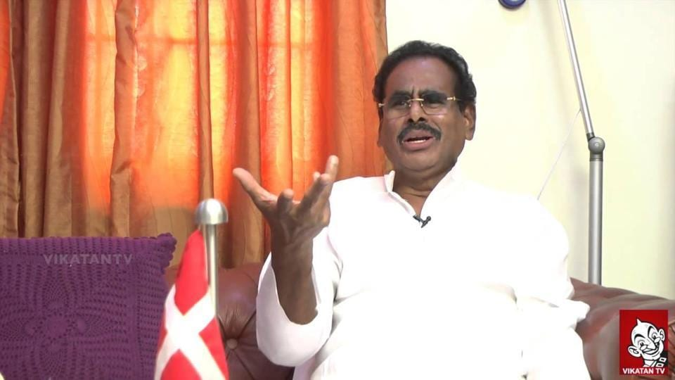 Is Natarajan really a force to reckon with in Tamil Nadu politics? Is he the mastermind driving Sasikala?
