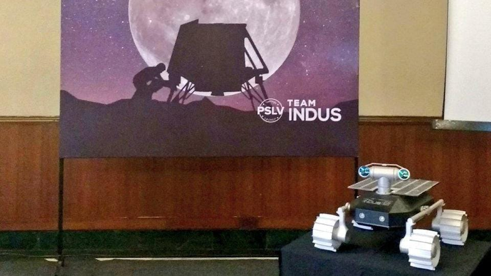 TeamIndus ties up with Japan's Hakuto to carry rover to moon