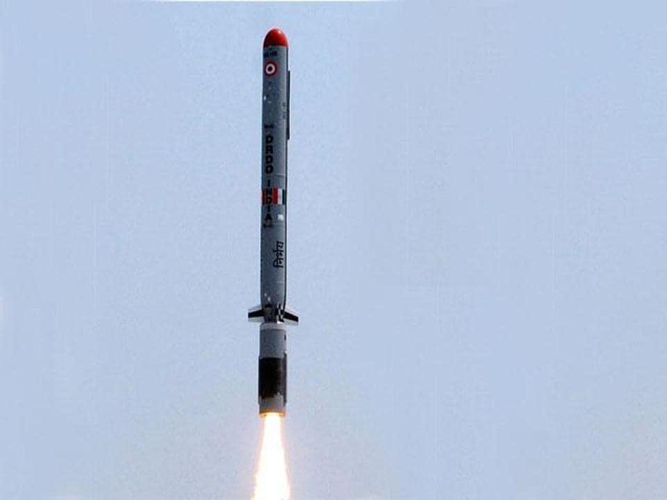 Nirbhay cruise  missile.