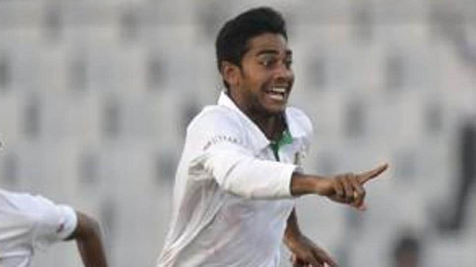 Mehedi Hasan, who took 19 wickets in two Tests against England, has been included in the Bangladesh ODI squad for the New Zealand tour.