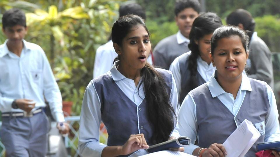 Expository Essay Compare And Contrast Class  Cbse Board Exams Mandatory From  To Include Third Language  Paper Too  Education  High School  Hindustan Times Why I Deserve This Scholarship Essay also How To Write An Essay On Poetry Class  Cbse Board Exams Mandatory From  To Include Third  Editorial Essay