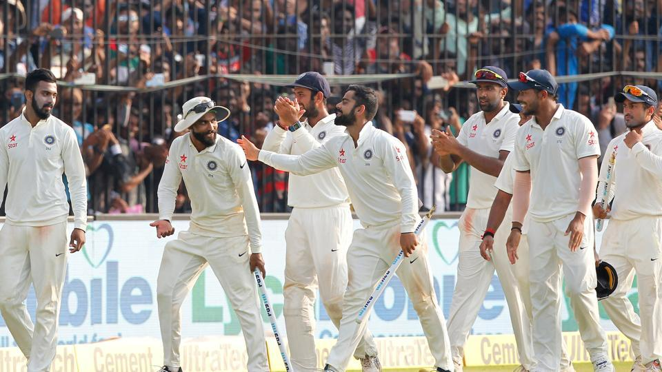 Virat Kohli put in a dominant display but the performances of Karun Nair, KLRahul and Jayant Yadav stood out in India's 4-0 demolition of England.