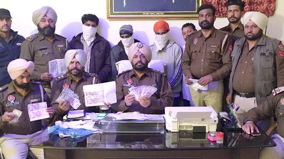 Fake currency,Amritsar