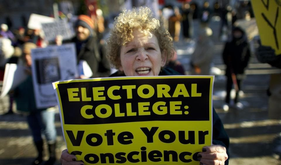 ash khare,electoral college,US election