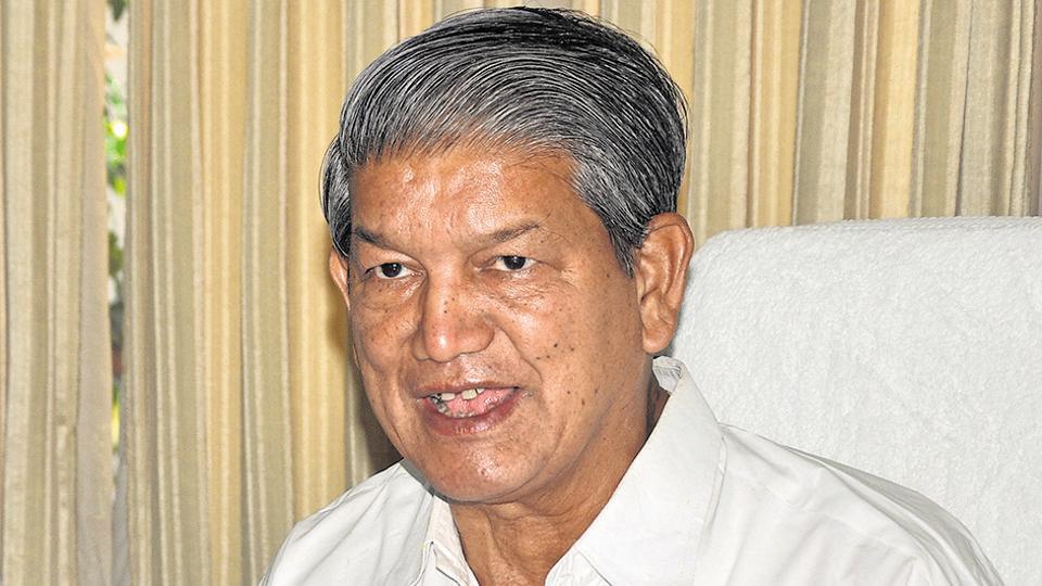 Uttarakhand news,Harish Rawat,Kishore Upadhyay