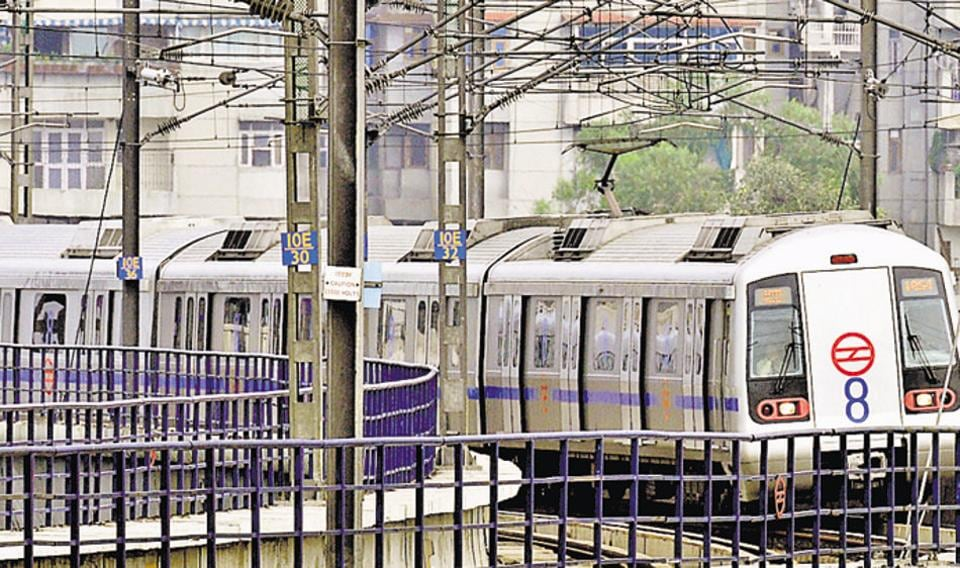 The DMRC has started trial runs between Janakpuri West and Terminal 1 – IGI Airport metro stations on the upcoming Janakpuri West – Botanical Garden corridor of Phase 3.
