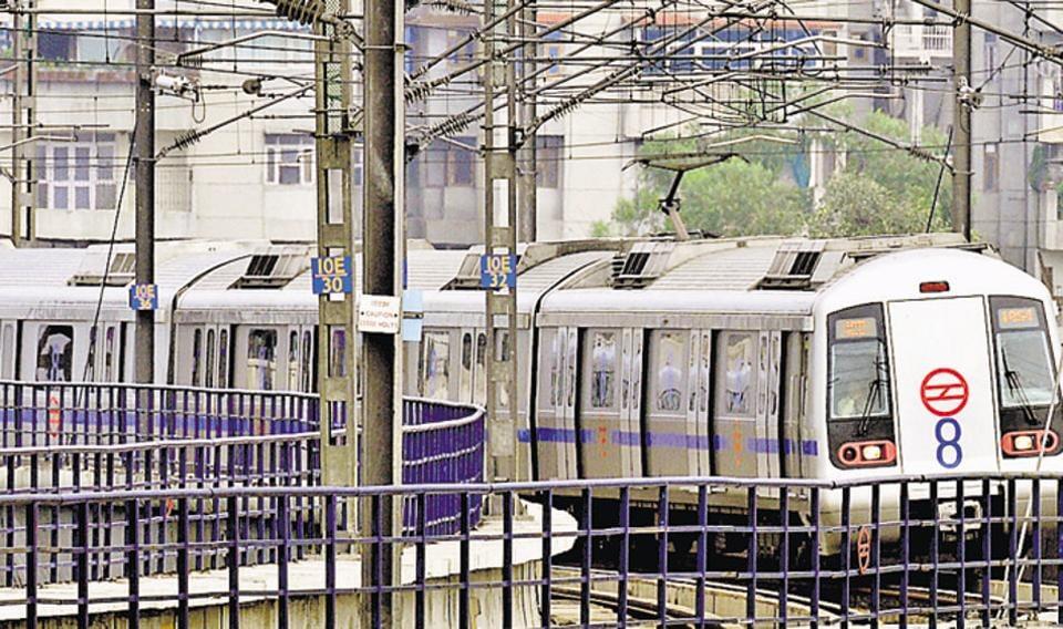 delhi metro,DMRC,trial runs