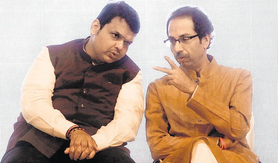 Devendra Fadnavis and Uddhav Thackeray, leading the BJP and Shiv Sena respectively, have alternated between sniping at one another and shaking hands in faux friendship for the better part of the last two-and-a-half years of being allies in the state government